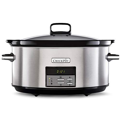 Crock-Pot CSC063X Olla de cocción lenta...