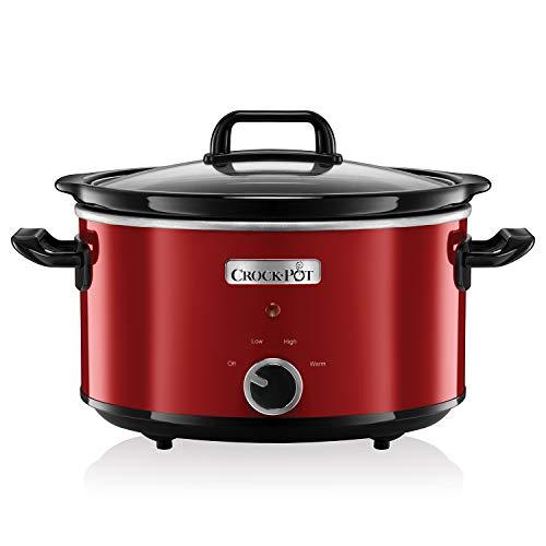 Crock-Pot SCV400RD Olla de cocción...